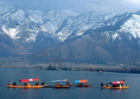 Kashmir The Paradise On Earth